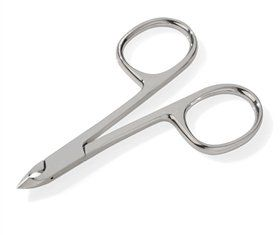 8 cm Stainless Steel Cuticle Nipper with Scissors Handles by Timor, 5 mm jaw. Made in Germany by Timor. $36.95. Solingen, Germany. Material: Stainless SteelFinish: High PolishedSize: 3.15 inchJaw-length: 0.20 inchJoint: Box-Joint