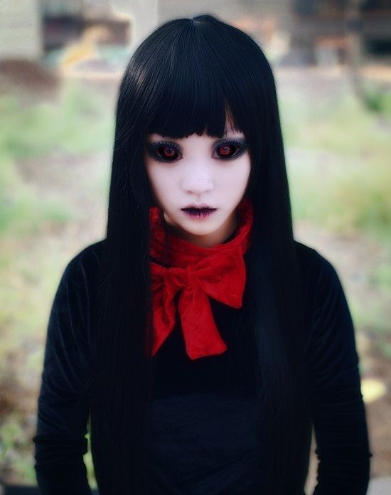 Cosplay hell girl and girls on pinterest