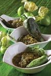 Verde Trio Salsa: Foodies Heavens, Cookbook, Food Ideas, Steaks, Trio Salsa, Healthy Recipe, Appetizers D, Verd Trio, Food Lovers