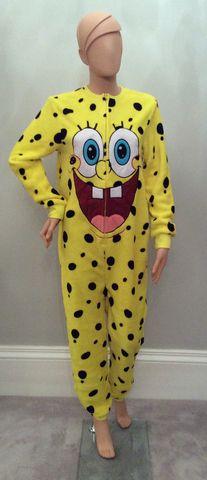 Spongebob onesie