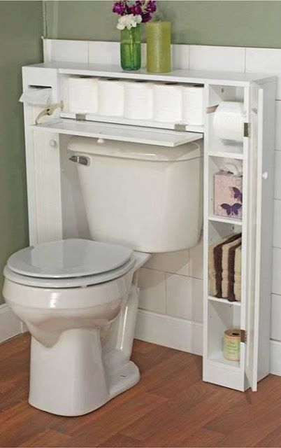 Chit Chat time,休闲时间,你说我讲。:: Great idea keep bathroom more space