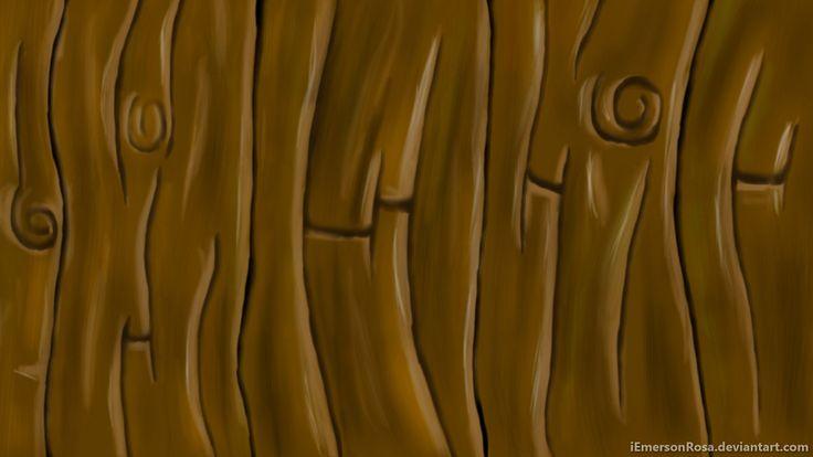Cartoon Wood 1