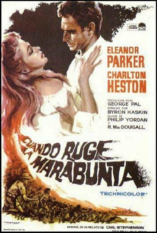 Cuando ruge la marabunta (1954) DVD | clasicofilm