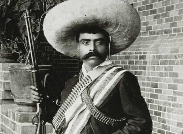 Εμιλιάνο Ζαπάτα (1879 – 1919)