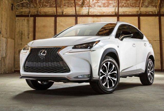 2015 Lexus NX Compact Crossover Revealed - See More Here