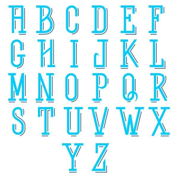 170 best decorative cuttable svg fonts images on pinterest