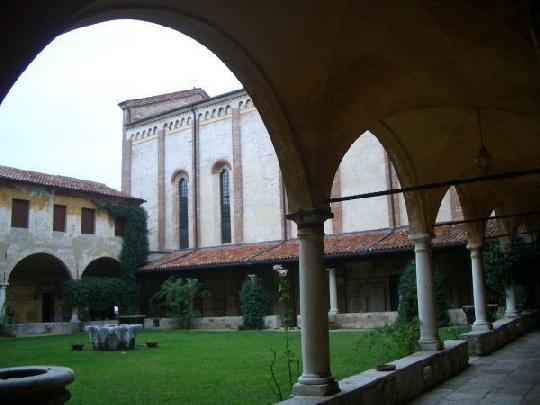 Chiostro del Museo Civico, Bassano del Grappa
