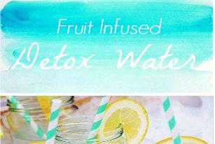 Sip Pretty: Fruit Infused Water