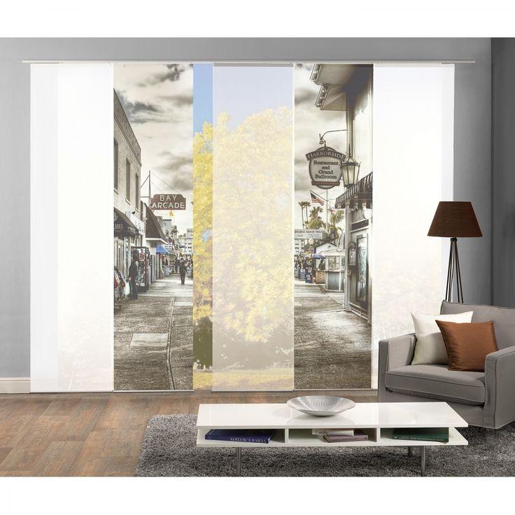 die besten 25 schiebevorhang set ideen auf pinterest schiebevorhang trennwand holz und. Black Bedroom Furniture Sets. Home Design Ideas