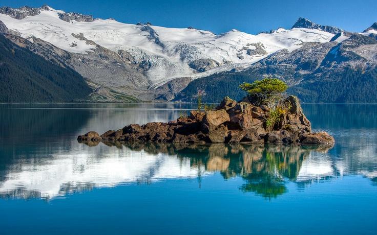 Garibaldi Lake, BC, Canada