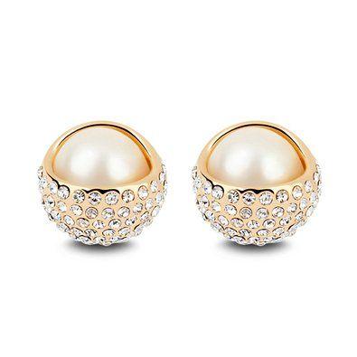 Modeschmuck ohrringe perlen  Best 25+ Ohrstecker perlen ideas on Pinterest | Silber ohrstecker ...