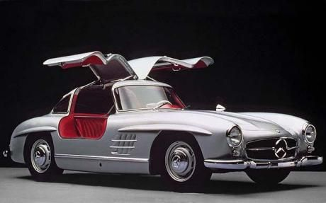 A classic in every sense -Mercedes-Benz 300SL 1954-1957