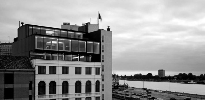 #Architecture in #Belgium - #Penthouse  by Vincent Van Duysen, ph Alberto Piovano