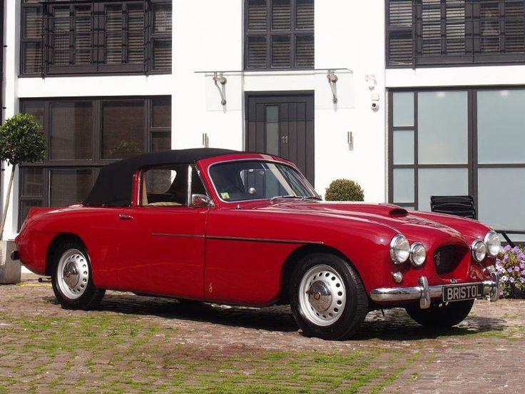 1955 Bristol 404 For Sale