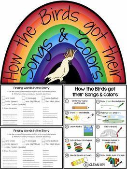 Australian Aboriginal Dreamtime Story: How the Birds got t