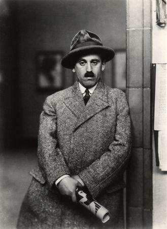 Art Dealer [Sam Salz] (1927) - Sander Collection - Photography - Amber Online
