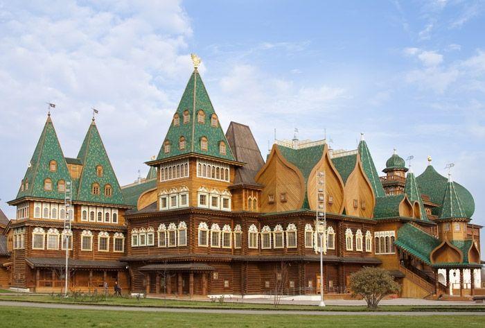 Palacio de Kolomenskoye