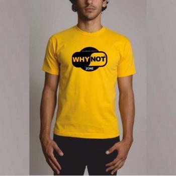 T-shirt Men/Homem WHY-NOT