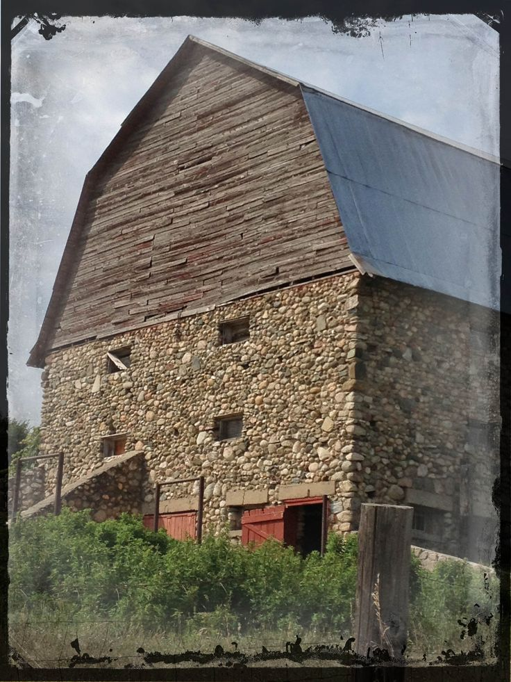 Barns: 17 Best Images About Barns & Bridges In Michigan On