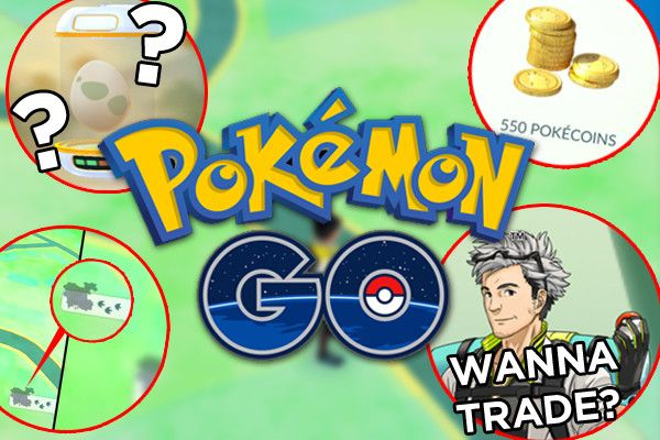 pokemon go tips and tricks
