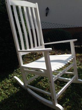 Weißer Schaukelstuhl in Hessen - Bad Soden am Taunus | Sessel Möbel - gebraucht oder neu kaufen. Kostenlos verkaufen | eBay Kleinanzeigen