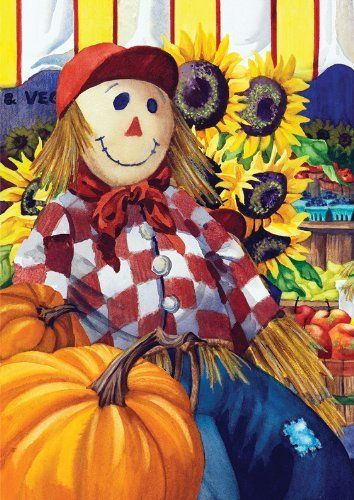 Fall Farm Stand Garden Flag by Toland Home Garden. $9.15. Heat sublimated process permanently dyes flag fabric for long-lasting color. Toland Flags are made from durable 600 denier polyester. Toland Flags are UV, Mildew, and Fade Resistant. All Toland Flags are machine washable. Decorative Art Flag. Fall Farm Stand Garden Flag 12-1/2 by 18
