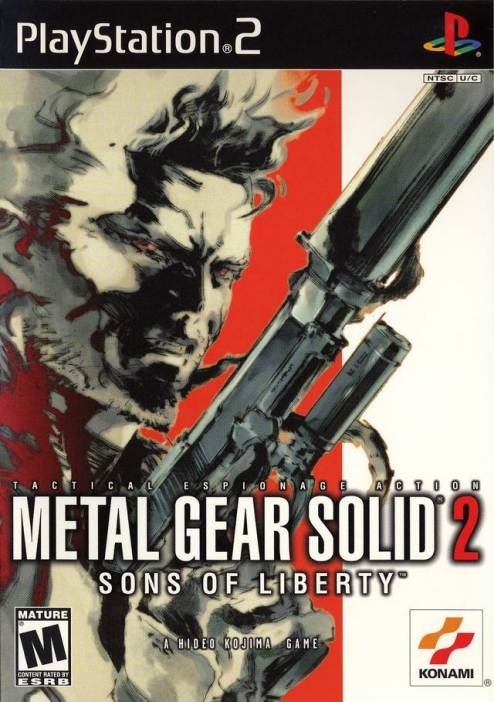 Metal Gear Solid 2 (PS2)