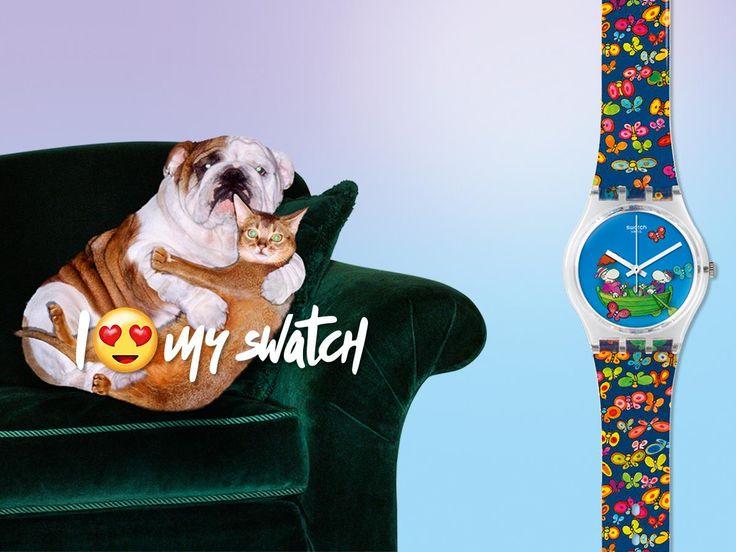 i LOVE my swatch - Swatch | http://www.bijouterieguyserres.com/catalogue/categorie-produit/marques/swatch