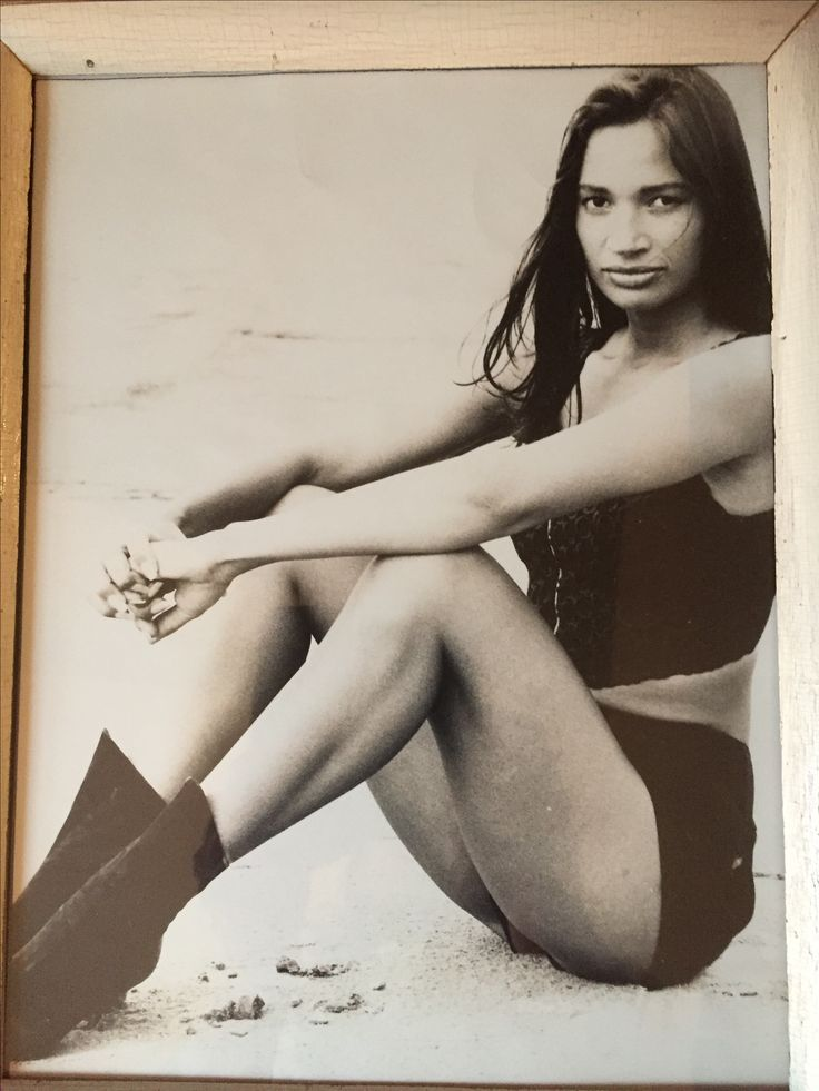 TBT - The Sutherland Models years - this photo shoot was with Christoph Strube at Wasaga Beach, Collingwood, Ontario.