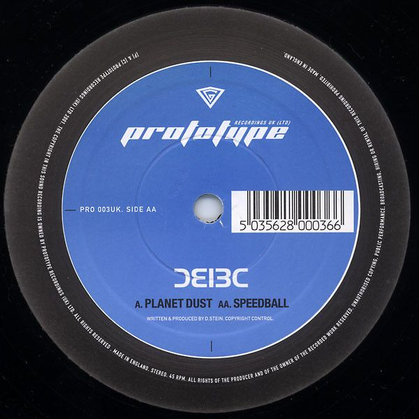 BC* - Planet Dust (Vinyl) at Discogs