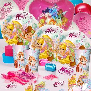 Winx Club Party Pack for 8