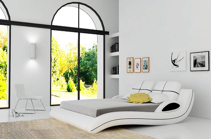 """Avellino"" Luxury Queen Size bed"