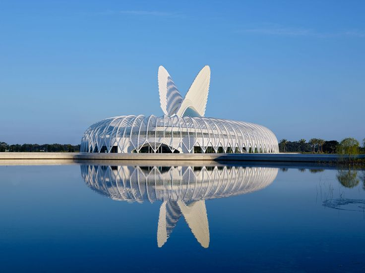 Innovation, Science and Technology Building / Lakeland (Gallery) - Santiago Calatrava – Architects & Engineers