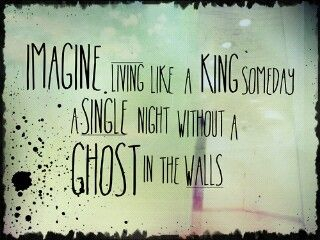 King For A Day feat. Kellin Quinn by Pierce The Veil- my friend showed me this song and now I'm obsessed