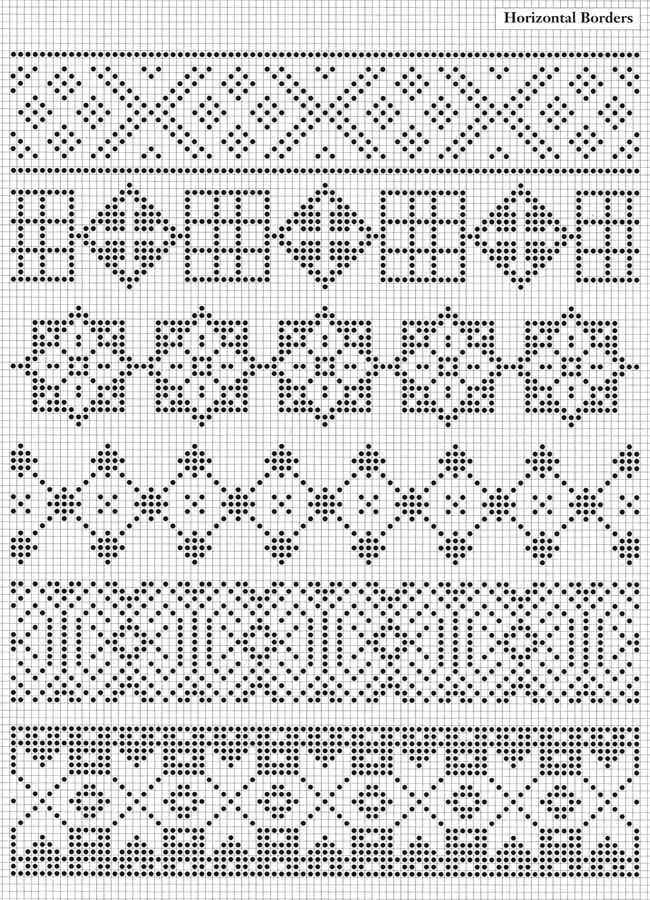 Alice Starmore's Charts for Color Knitting: New and Expanded Edition Welcome to Dover Publications