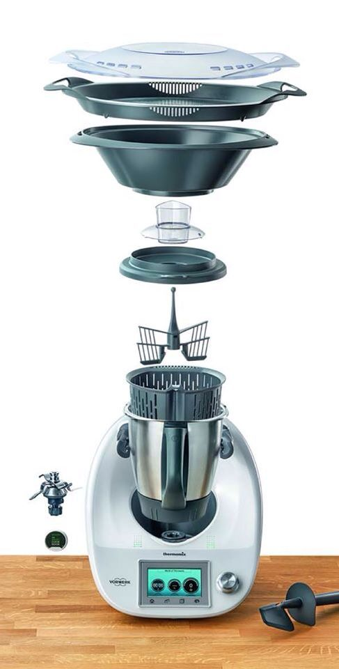 Thermomix model 5 thermomix model 5 pinterest thermomix and models - Robot style thermomix ...