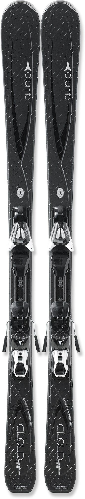 Dear Santa: Atomic SYS Cloud 9 Skis with Bindings - Women's - 2012/2013 - Free Shipping at REI.com