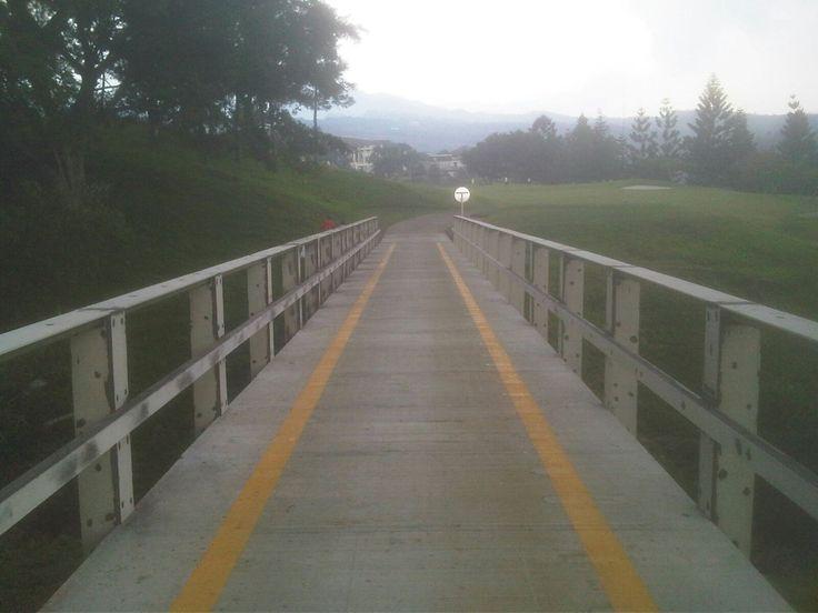 Jembatan Golf Sentul - HCS - Jakarta