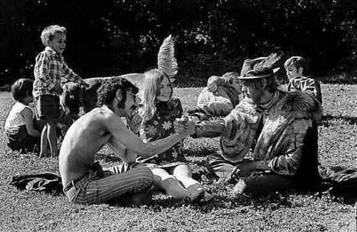 Festival Camping @ Woodstock 60s