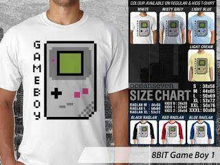 OMAH STORE: 8 BIT Game Boy 1