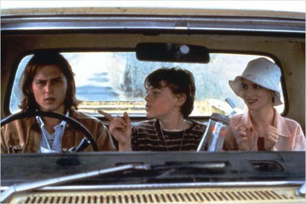 What's Eating Gilbert Grape (1993) Lasse Hallström  Photo Johnny Depp, Juliette Lewis, Leonardo DiCaprio