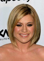 The cut and color I want  short hair - can't wait