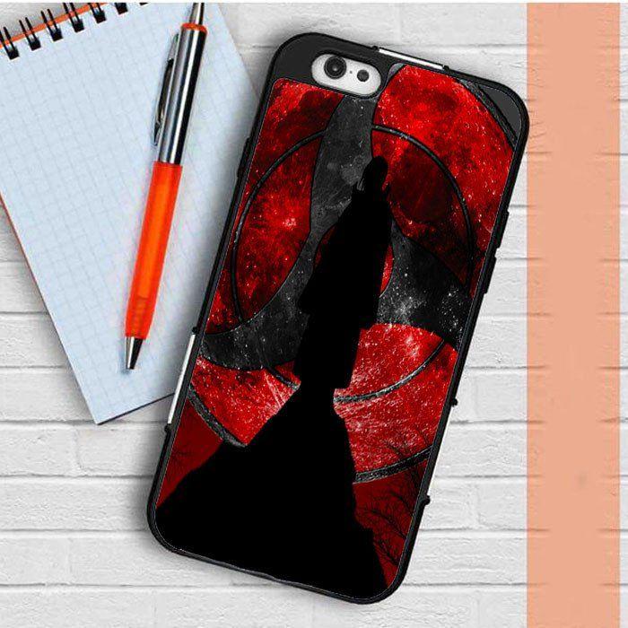 Uchiha Itachi Mangekyou Sharingan iPhone 6   6S Case Dewantary