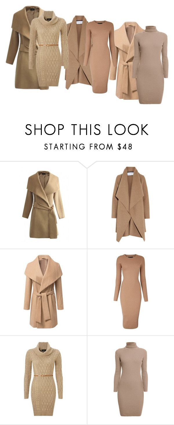 """Beige"" by jiroutconsulting on Polyvore featuring Harris Wharf London, Karen Millen, Lipsy and Rumour London"