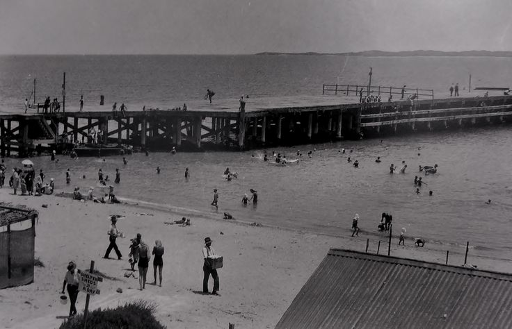 Palm Beach Rockingham 1934 circa