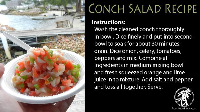 Conch-Salad-recipe - part 2