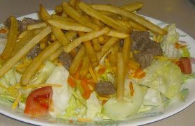 From The Heart of My Kitchen: Steak Salad - Pittsburgh Style!