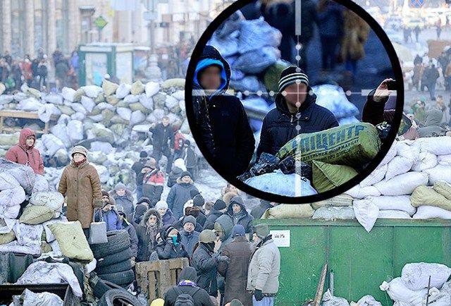 Lange galt es als offenes Geheimnis, dass nicht Polizeieinheiten am 20. Februar 2014 in Kiew auf Demonstranten schossen, sondern Unbekannte aufseiten der Aufständischen. Nun lassen mutmaßliche Bete…