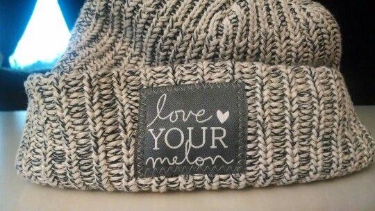 I Love my Melon hat. For every hat ordered one is given to a child battling cancer. Go to Loveyourmelon.com  and order one .  They are a very high quality knit cap made right here in the USA.