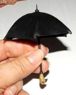 Cómo hacer la sombrilla de Mary Poppins.